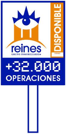 cartel de 32.000 operaciones realizadas