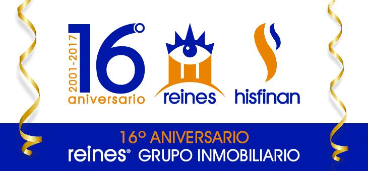 16º ANIVERSARIO DE REINES GRUPO INMOBILIARIO