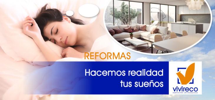 SERVICIO DE REFORMAS DE VIVIRECO