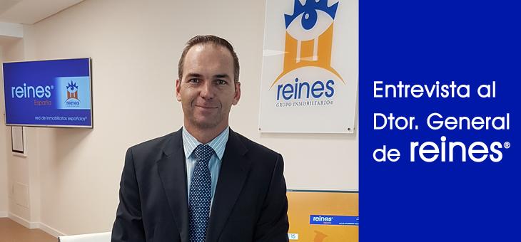 ENTREVISTA AL DIRECTOR GENERAL DE REINES